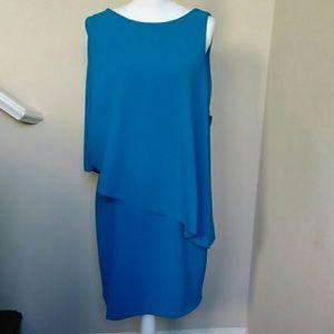 NWT Ralph Lauren Fitted Dress Size 14